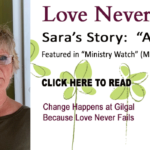Love Never Fails: Sara's Path to Hope