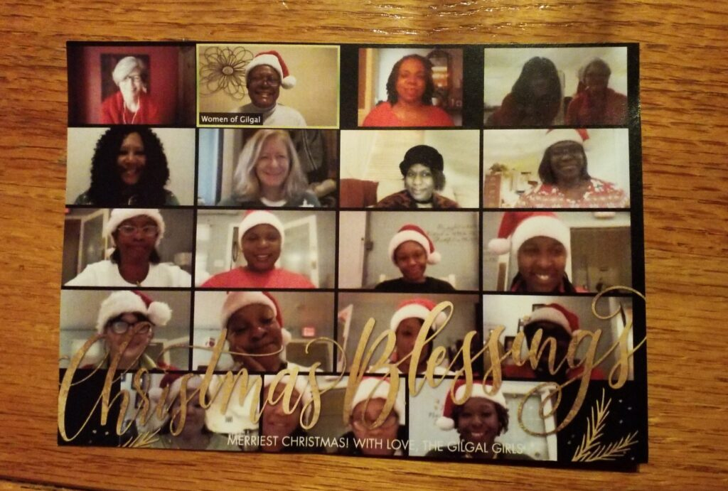 Merry Christmas From Gilgal