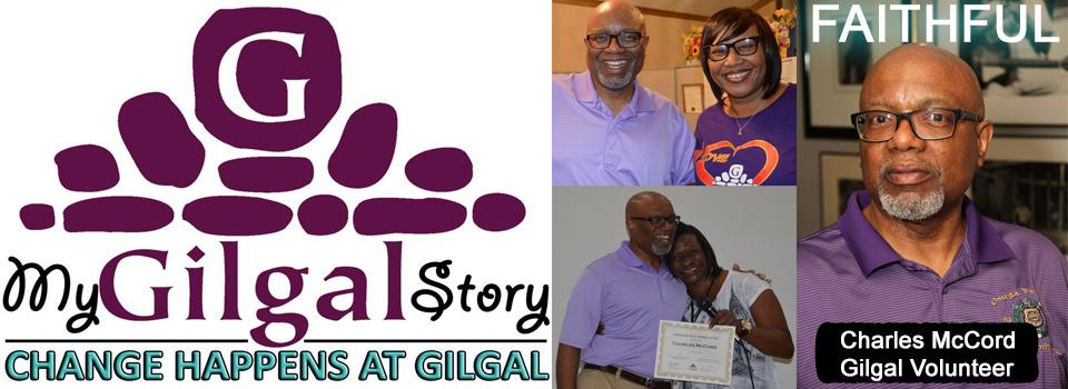 FAITHFUL: Charles McCord, Gilgal Volunteer