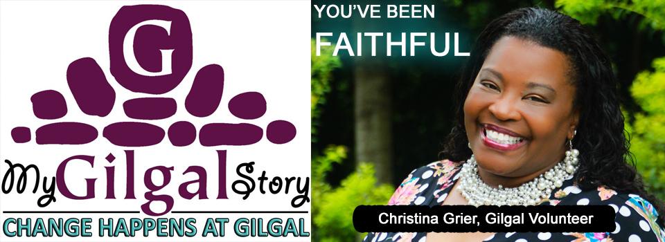 FAITHFUL: Christina Grier – Gilgal Volunteer
