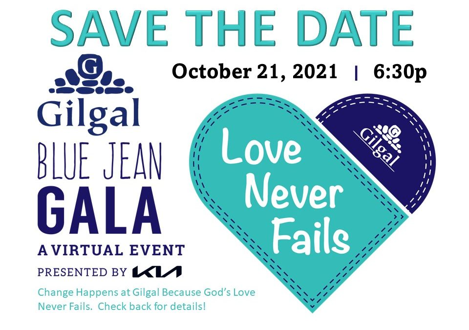 Annual Blue Jean Gala Benefiting Homeless Women with Addictions